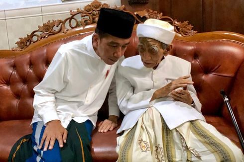 Mengenang KH Maimun Zubair, Pesan Jaga Persatuan hingga Pemuda Katolik Kehilangan Sosok Panutan