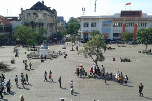 Hanya Tampung 280 PKL di Kota Tua, Jokowi Pasti Diprotes