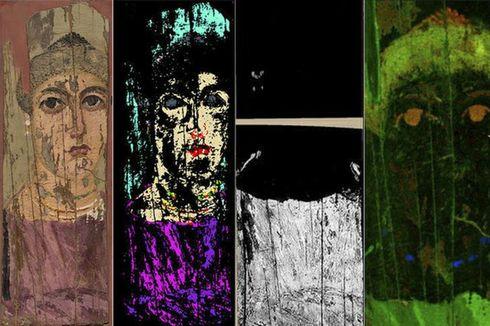 Seni Lukis 'Kontemporer' Sudah Ada sejak Abad Ketiga