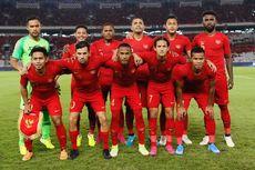 Tembus Ranking 150 FIFA Jadi Target Timnas Indonesia pada 2020