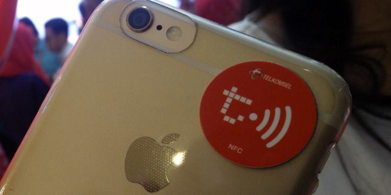 Layanan e-Money Telkomsel T-Cash.