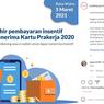 Insentif Kartu Prakerja 2020 Tak Cair Jika Tak Segera Lakukan Ini...