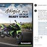 Diler Kawasaki ini Masih Jual Ninja 150 RR, Banderol Rp 50 Juta