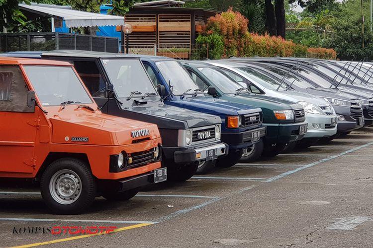 Toyota Kijang Lintas Generasi