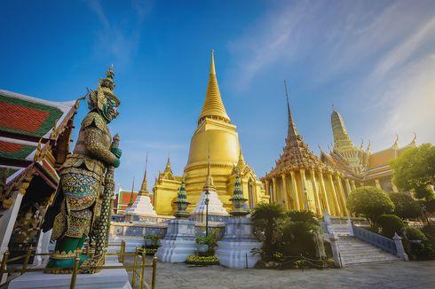 Bangkok Bakal Terima Turis Asing Bervaksin Tanpa Karantina Mulai 1 November