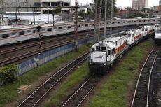 Pembebasan Lahan 'Double-double Track' Bekasi-Cikarang Baru 4 Km
