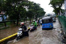 Pos Pantau Depok Siaga Dua, 11 Kelurahan di Jakarta Diprediksi Kena Banjir Kiriman