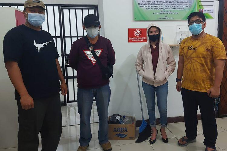 Tim Tangkap Buronan (Tabur) Kejaksaan Agung menangkap terpidana kasus korupsi dana pensiun PT Pertamina, Bety, Selasa (2/3/2021) malam.