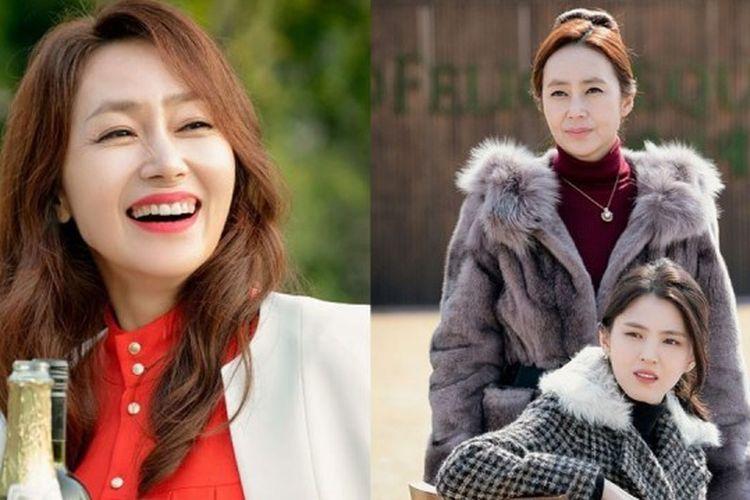 Aktris Kim Sunkyung dalam drama Korea The World of The Married