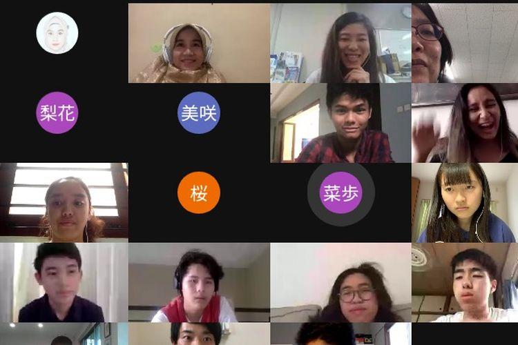 Cerita Murid SMA Cikal Jalani Pertukaran Pelajar Virtual dengan Sekolah Jepang