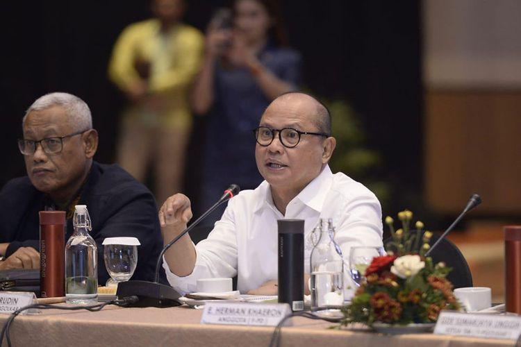 Anggota komisi VI DPR RI/Ketua Bidang Kebencanaan DPP Golkar Mukhtarudin