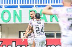 Hasil dan Klasemen Liga 1: Bali United Memimpin, Persebaya di Zona Merah