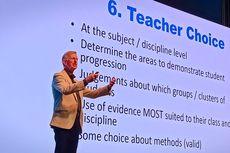 Gerard Calnin: Penguatan Evaluasi Guru Bukan Sekadar Soal Administrasi