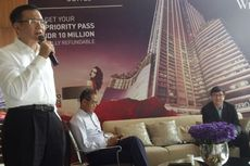 Lippo Raup Rp 400 Miliar di Bintaro