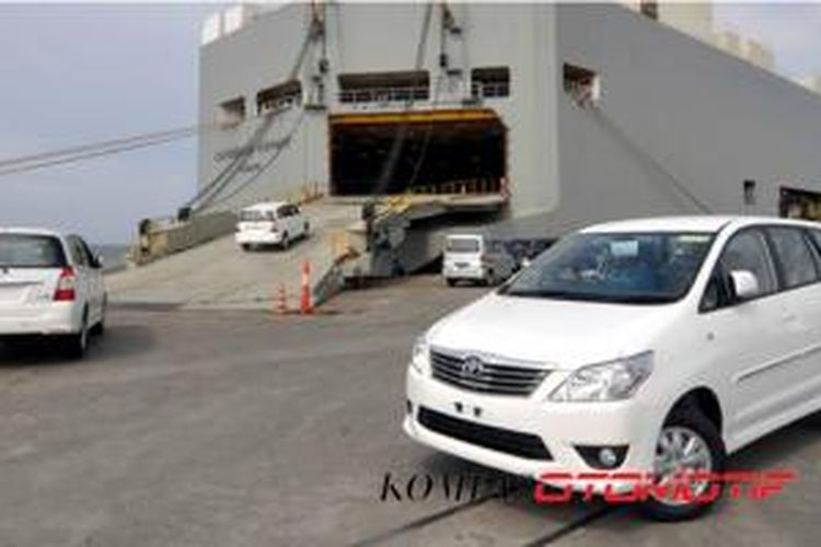 Ekspor Innova menciut karena Thailand.