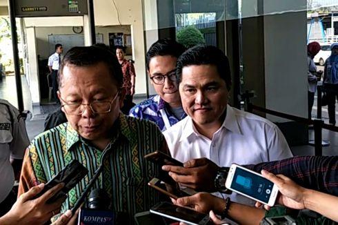Timses Yakin Paket Kebijakan Ekonomi Jokowi Tak Sulitkan Pengusaha Lokal