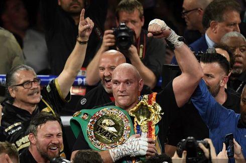 Promotor Tyson Fury Minta Penghasilan Duel Kontra Anthony Joshua Dibagi Rata