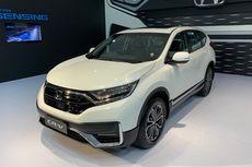 Harga Honda CR-V di Palembang Setelah Dapat Diskon PPnBM