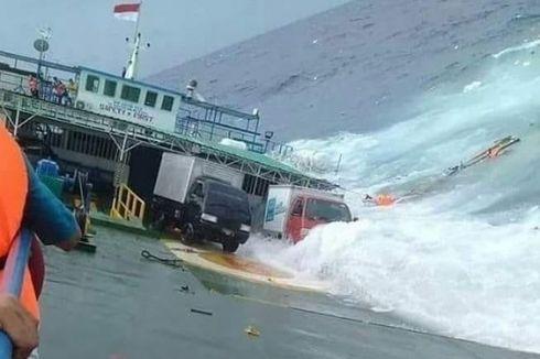 Kapal Feri yang Tenggelam di Selayar Bawa Uang Tunai Rp 30 Miliar