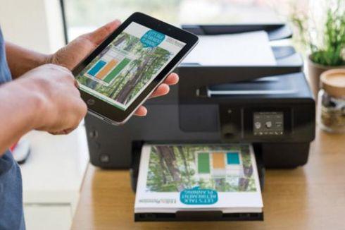 Printer Baru HP, Lebih Hemat 50 Persen