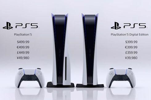 Perjalanan PlayStation 5, dari Rumor hingga Bisa Dipesan di Indonesia