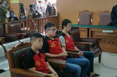 Angkut 1 Ton Sabu-sabu dari Anyer, 3 WN Taiwan Divonis Hukuman Mati