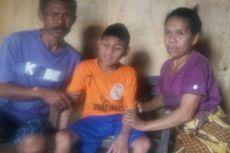 Mari Bantu Julius, Remaja 13 Tahun Lumpuh Sejak Lahir, Andalkan Mama yang Kerja Serabutan