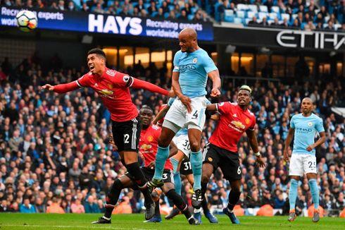 Jadwal Siaran Langsung Liga Inggris, Malam Ini Man City Vs Man United