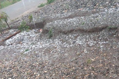 Fenomena Hujan Es di Sejumlah Wilayah, Apa Penyebabnya?