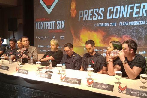 Film Foxtrot Six Telan Biaya Produksi Sebesar Rp 70 Miliar