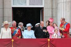 Balkon Istana Buckingham, Siapa Saja yang Boleh Berdiri di Sana?