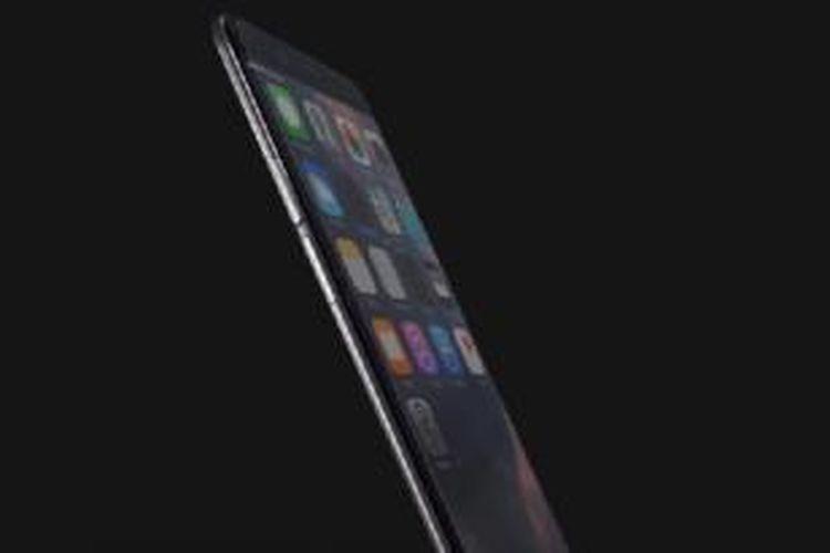 Konsep iPhone 7 Edge