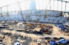 Amnesty International Tuding Qatar Lakukan Kerja Paksa untuk Proyek Piala Dunia