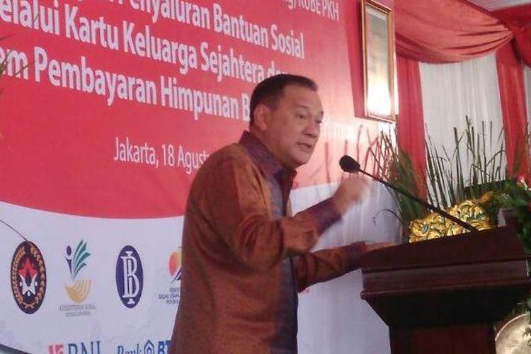 Gubernur Bank Indonesia Agus Martowardojo.