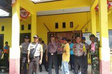 Protes Dugaan Penyelewengan ADD, Warga Segel Kantor Desa Teke, NTB