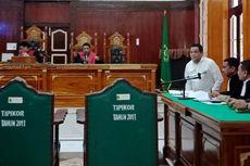 Penyuap Wali Kota Medan Isa Ansyari Dituntut 30 Bulan Penjara