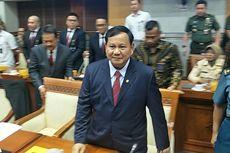 Prabowo: Kalau Terpaksa Perang, Laksanakan Pertahanan Rakyat Semesta!