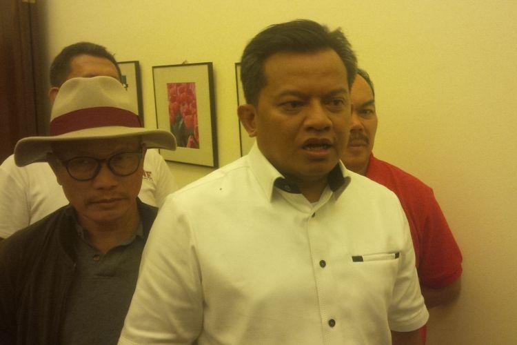 Mulyadi, Ketua DPD Partai Gerindra Jawa Barat