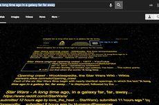 Ada Lelucon Tersembunyi Bertema Star Wars Di Google