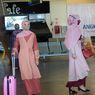 Uniknya Ethica Airport Fashion Runway di Husein Sastranegara Bandung
