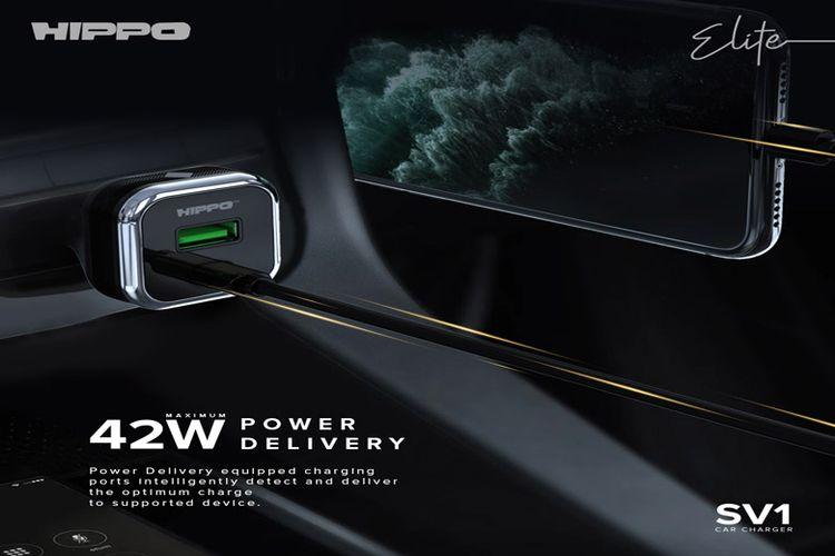 car charger HIPPO Elite SV-1