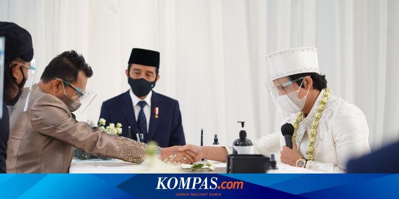 Tak Beri Sanksi Tayangan Pernikahan Atta-Aurel, KPI: Bukan karena Pak Jokowi Hadir