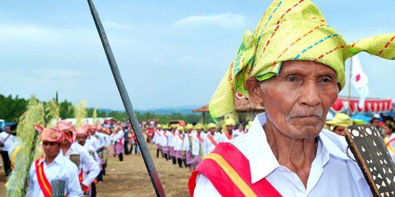 Festival Jailolo di Halmahera Barat, Maluku Utara.