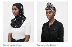 Banana Republic Rilis Produk Hijab, tapi