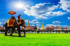 Karakteristik Geografis Thailand