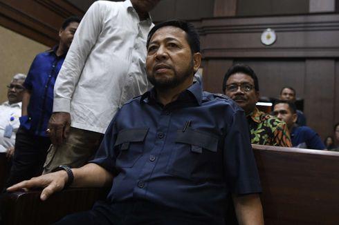 Setya Novanto Ajukan PK Kasus E-KTP, Hari Ini Sidang Perdana di PN Jakpus