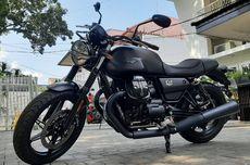 Daya Tarik Moto Guzzi New V7 Stone, Klasik dan Bisa Dipakai Harian