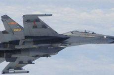 Jet Tempur Rusia Cegat Pesawat Pengintai AS di Laut Hitam