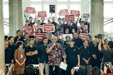 Civitas Akademika UGM Tuntut Pemerintah dan DPR Hentikan Pembahasan RUU KPK