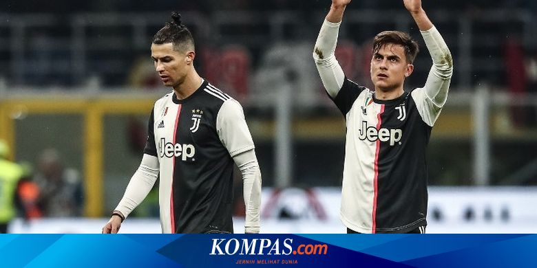 Juventus V Torino Ronaldo Dybala Score Again And Set A Page Record All Archyde